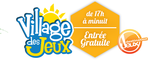Village des jeux Logo